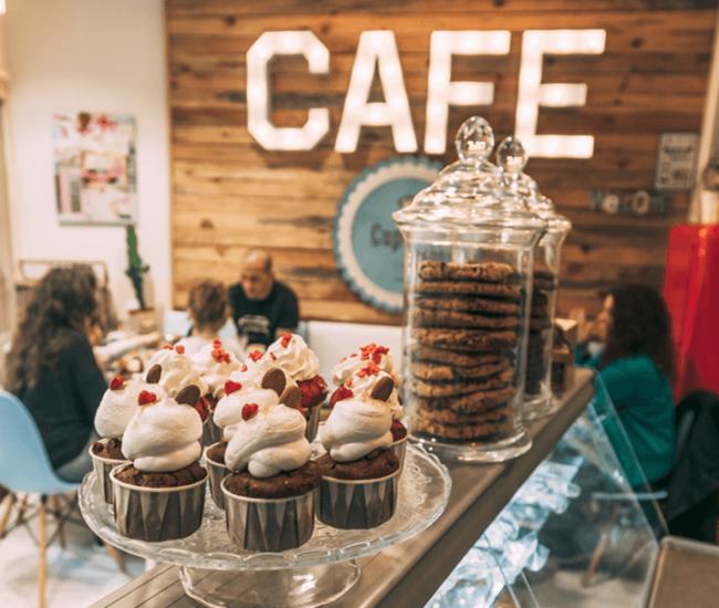 Cupcake Cafe Manresa